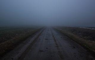 Znečistené cesty