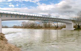 Most v Hlohovci sa dočká rekonštrukcie