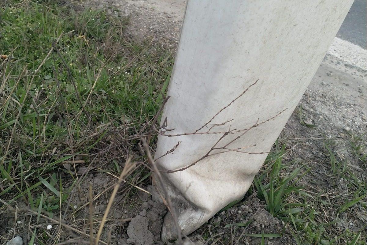 Oprava zničeného úseku medzi Veľkým Mederom a Okočom